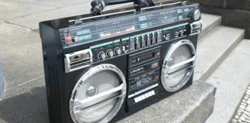 boombox featured image