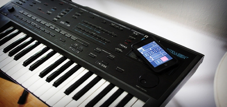arranger portable electronic keyboard