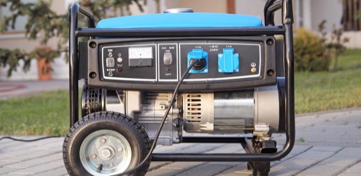 portable power generator for dj equipment